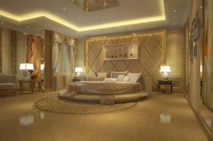 Bedroom Design Focal Point