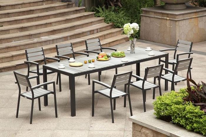 Superb Metal Outdoor Furniture