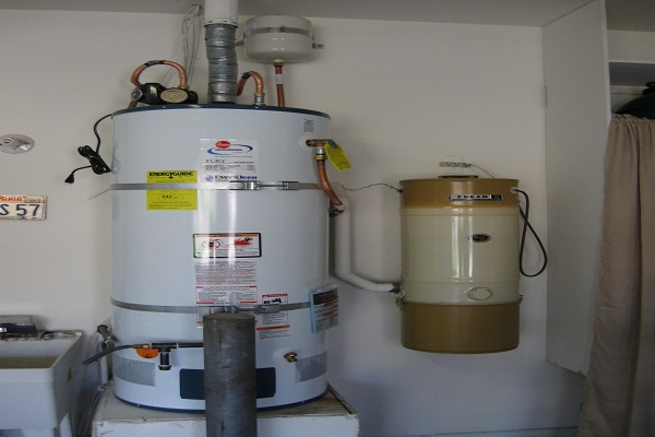 Green Sustainable Design Water Heater