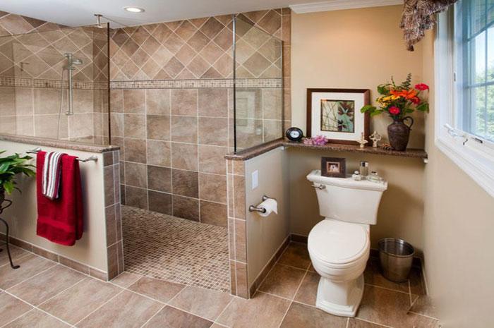 Shower For Bathroom