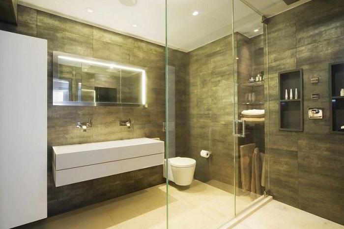 Bathroom Hang Toilet