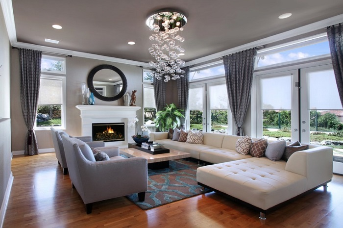 Elegance Living Room