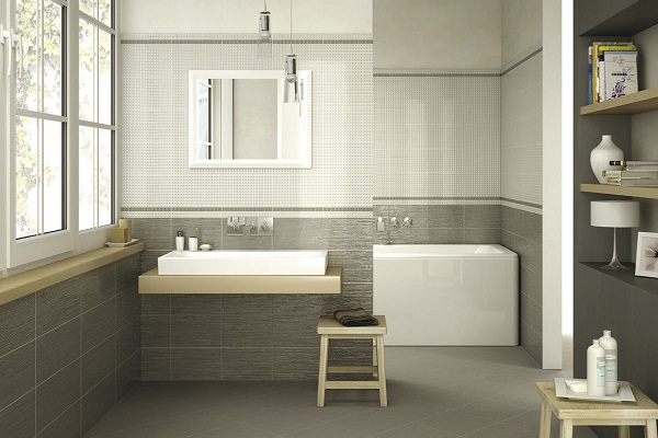 Walls Bathroom Design