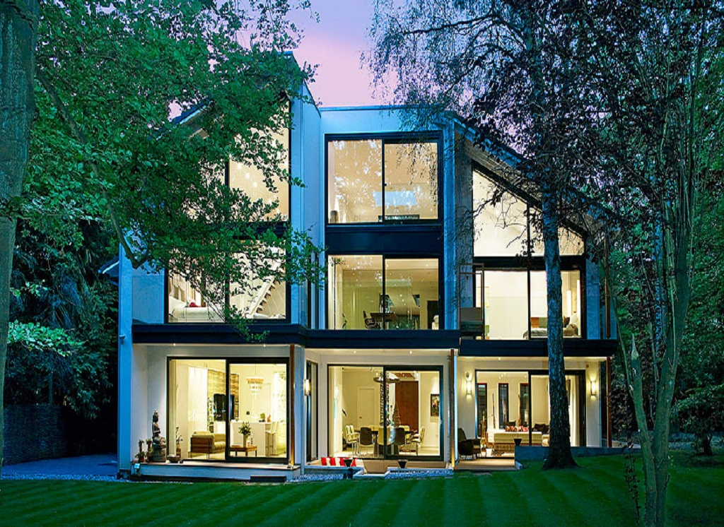Here are green sustainable design to achieve energy for Eco efficient homes