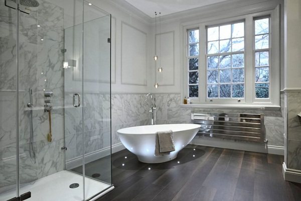 Bathroom Design Bathtub