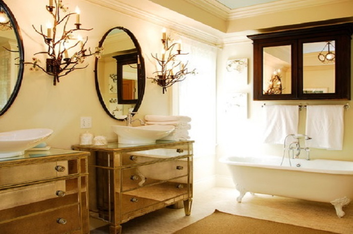 Bathroom Oval Mirrors