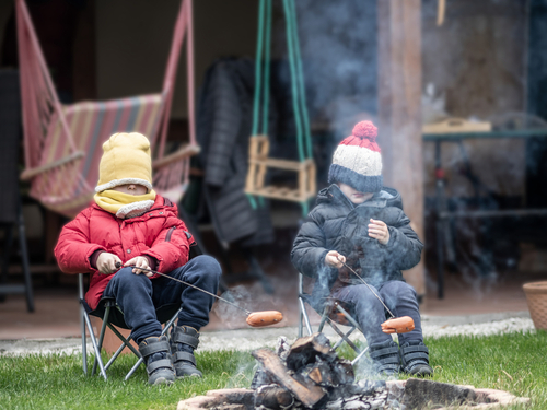 Extend Your Outdoor Living into the Winter Season